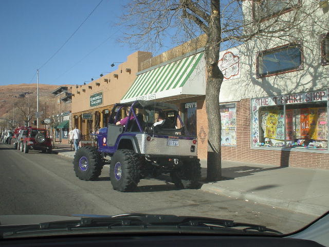 Jeep Rental Salt Lake City
